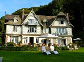Le Manoir des Impressionnistes & Spa, hotel near Pont de Normandie, Honfleur