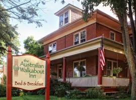 The Australian Walkabout Inn Bed & Breakfast, hotel with jacuzzis in Lancaster