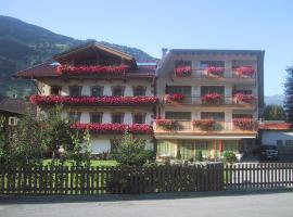 Hotel Garni Elisabeth, hotel in Zell am Ziller