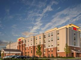Hampton Inn & Suites Yonkers - Westchester, hotel near Wave Hill, Yonkers