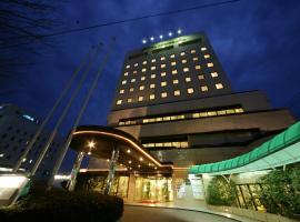 グランプラザ中津ホテル、中津市のホテル