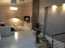 Brīvdienu māja Robezu Street House Liepājā