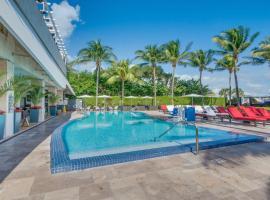 Miami Beachfront Hotel Studio, hotel near South Pointe Park, Miami Beach