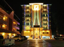 Siam Platinum Pattaya hotel, hotel near Mini Siam, North Pattaya
