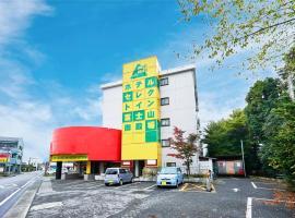 Select Inn Fujisan Gotemba, hotel in Gotemba