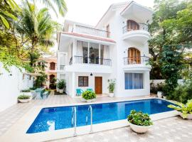 Aguada Anchorage - The Villa Resort, hotel near Fort Aguada, Candolim