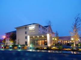 Nox Hotel Galway, hotel near St. Nicholas Collegiate Church, Galway
