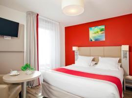 Séjours & Affaires Paris Bagneux, hotel near Arcueil-Cachan Metro Station, Bagneux
