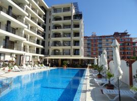 Cantilena Complex, отель в городе Солнечный Берег
