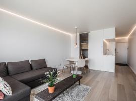 Studio Zeezicht, appartement à Ostende