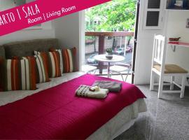 Charmoso Studio Ipanema, hotel near Ipanema Beach, Rio de Janeiro