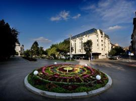 Plaza V Hotel, hotel in Târgu-Mureş