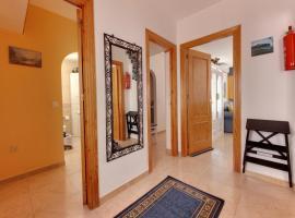 El Eden, apartment in Nerja