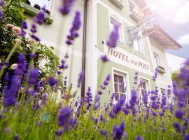 Das Grüne Hotel zur Post - 100 % BIO, hotel near Festival Hall Salzburg, Salzburg