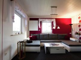 Spacious Apartment in Gossweinstein Bavaria near River, hotel in Gößweinstein