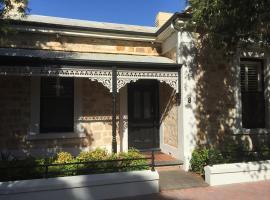 8 Osborne, hotel near Adelaide Botanic Garden, Adelaide