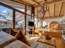 Backstage Hotel Serviced Apartments, Hotel in der Nähe von: Zermatt-Sunnegga, Zermatt