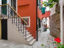 Casa Matteotti, apartment in Rovinj