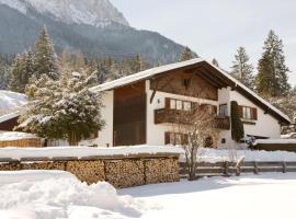 Gästehaus Kerschbaum, family hotel in Grainau