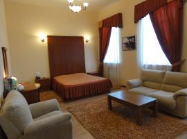 Мини Отель Союз, отель в Ахтубинске