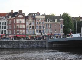 Hotel Restaurant Old Bridge, hôtel à Amsterdam près de: Point de vue A'DAM Lookout
