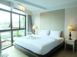 A Plus Deluxe Hotel, hotell i Koh Lipe