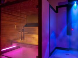 Hotel Arnolfo & Aqua Laetitia Spa & Beauty, hotel a Montecatini Terme