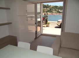 Les Pieds Dans L´eau, apartment in Villefranche-sur-Mer