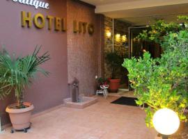 Hotel Lito, hotel din Paralia Katerinis