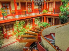 Hotel Real del Valle, hôtel à San Cristóbal de Las Casas