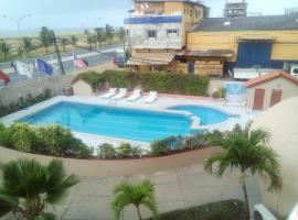 Hôtel Krimas, hotel in Lomé