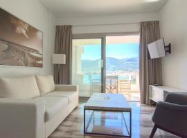 Belvedere Suites Korfos, hotel in Korfos
