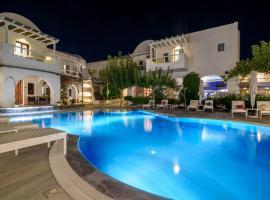 La Mer Deluxe Hotel & Spa, hotel a Kamari