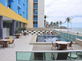 Bahia Flat ap 206, hotel near Barra's Lighthouse, Salvador