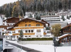 Apart Granada, budget hotel in Ischgl