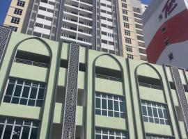 Homestay KBCC, apartment in Kota Bharu