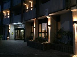 Hotel San Nicola, hotel Lagonegróban