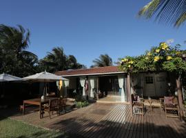 Pousada Ilha do Frade, hotel em Fernando de Noronha