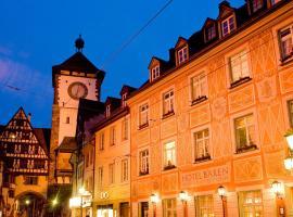 Zum Roten Bären, hotel near Freiburg Cathedral, Freiburg im Breisgau