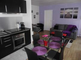 Briget Apartment, hôtel à Chessy près de: RER Val d'Europe