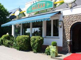 Hotel Restaurant Balkan, отель в Трире