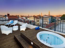 Querini Luxury Suites, hotell i Chania stad