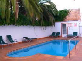 Hotel Geminis, hotel en Ciutadella