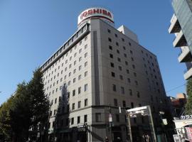 ホテルグランテラス仙台国分町、仙台市のホテル