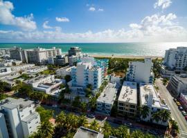 Dream Destinations at Ocean Place, apartamento em Miami Beach