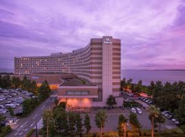 ヒルトン東京ベイ、東京にある東京ディズニーランドの周辺ホテル
