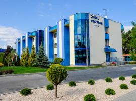 Hotel Pozyton, hotel in Bydgoszcz