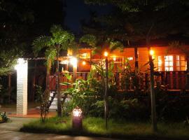 Happiness Resort Sukhothai, guest house in Sukhothai