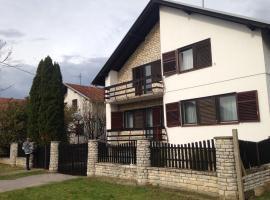 Holiday home Vukovar '91, hotel u Vukovaru