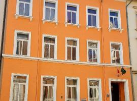 Haus am Schloßberg, apartment in Plauen